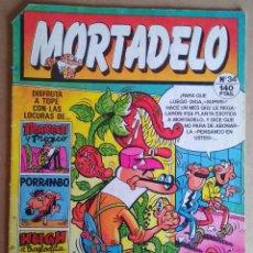 Cómics: MORTADELO 34 - EDICIONES B. Lote 97049867