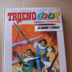 Cómics: EL NUEVO Y GENUINO TRUENO COLOR TOMO 1 EDICIONES B. Lote 97192059