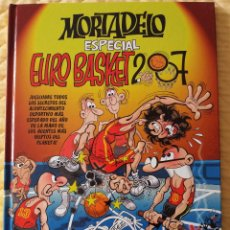 Cómics: MORTADELO -ESPECIAL EURO BASKET 2007- TAPA DURA. Lote 97455299