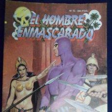 Cómics: EL HOMBRE ENMASCARADO. EDICION HISTORICA Nº 15 EDICIONES B. 1988. Lote 97628263