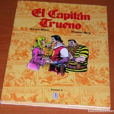 Cómics: COMICS DE ORO EL CAPITÁN TRUENO VOLUMEN II FUENTES MAN. Lote 97656891
