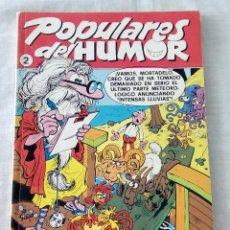 Cómics: POPULARES DEL HUMOR, N.º 2. Lote 97878119