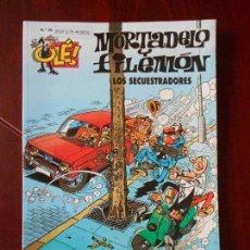 Cómics: MORTADELO Y FILEMON - Nº 59 - LOS SECUESTRADORES - OLE! - EDICIONES B (T1). Lote 98482259