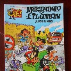 Cómics: MORTADELO Y FILEMON - Nº 60 - ¡A POR EL NIÑO! - OLE! - EDICIONES B (T1). Lote 98482635