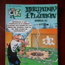Cómics: MORTADELO Y FILEMON - Nº 62 - MUNDIAL 82 - OLE! - EDICIONES B (T1). Lote 98482827