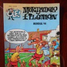 Cómics: MORTADELO Y FILEMON - Nº 65 - MUNDIAL 94 - OLE! - EDICIONES B (T1). Lote 98483111