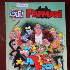 Cómics: PAFMAN - Nº 16 - EL ASESINO DE PERSONAJES - OLE! - EDICIONES B (V1). Lote 98491055