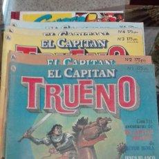 Cómics: CAPITAN TRUENO BRUGUERA 12 NÚMEROS. Lote 98492783