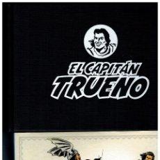 Cómics: EL CAPITÁN TRUENO TOMO 1 CON NÚMEROS DEL 1 AL 48 CON SUS PORTADAS. 1ª EDICIÓN 2013.NUEVO.. Lote 98511347