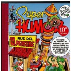 Cómics: SUPER HUMOR Nº 35 -13,RUE DEL PERCEBE-. Lote 98511815
