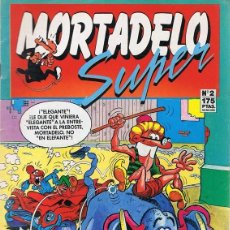 Cómics: MORTADELO SUPER Nº 2 . Lote 98531167