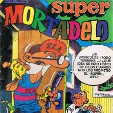 Cómics: SUPER MORTADELO Nº 37 . Lote 98531519
