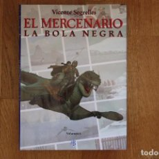 Cómics: EL MERCENARIO VOL. 6. (DE 6) LA BOLA NEGRA. EDICIONES B 1993. SOBRECUBIERTA. Lote 98556515
