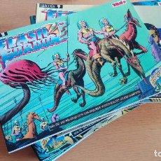 Cómics: FLASH GORDON . EDICION HISTÓRICA. TEBEOS SA. LOTE 17 TOMOS . Lote 98625459