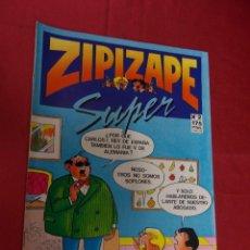 Cómics: SUPER ZIPI ZAPE. Nº 2. EDICIONES B. Lote 98629055