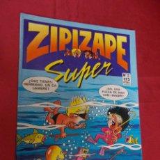Cómics: SUPER ZIPI ZAPE. Nº 3. EDICIONES B. Lote 98629099