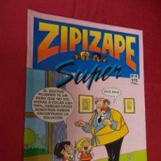 Cómics: SUPER ZIPI ZAPE. Nº 4. EDICIONES B. Lote 98629123