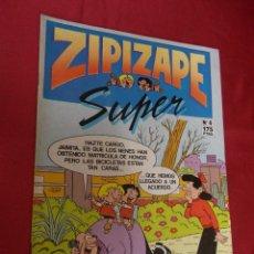 Cómics: SUPER ZIPI ZAPE. Nº 6. EDICIONES B. Lote 98629175