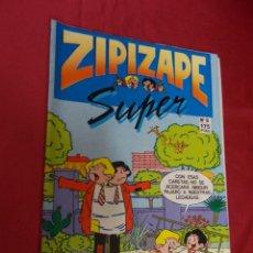 Cómics: SUPER ZIPI ZAPE. Nº 8. EDICIONES B. Lote 98629259