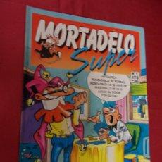Cómics: SUPER MORTADELO. Nº 1. EDICIONES B. Lote 98629987