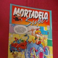 Cómics: SUPER MORTADELO. Nº 2. EDICIONES B. Lote 98630207