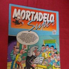Cómics: SUPER MORTADELO. Nº 5. EDICIONES B. Lote 98630343