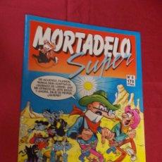 Cómics: SUPER MORTADELO. Nº 6. EDICIONES B. Lote 98630403