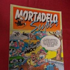 Cómics: SUPER MORTADELO. Nº 7. EDICIONES B. Lote 98630435