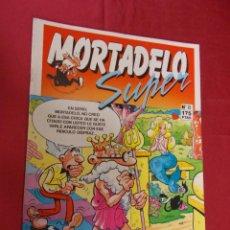 Cómics: SUPER MORTADELO. Nº 8. EDICIONES B. Lote 98630479