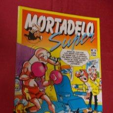 Cómics: SUPER MORTADELO. Nº 3. EDICIONES B. Lote 98630551