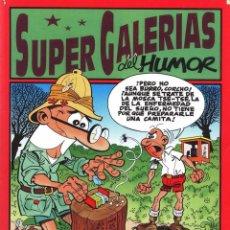 Cómics: SUPER GALERIAS DEL HUMOR TBO - ZIPI Y ZAPE - CELILIA, JULIA Y CLARA - TOMO NUMERO 9. Lote 98694499