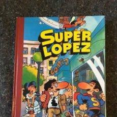 Cómics: SUPER LÓPEZ TOMO 1 - TAMAÑO GRANDE - 4ª EDICIÓN DE 2007. Lote 98819363