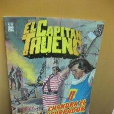Comics: EL CAPITAN TRUENO Nº 107. CHANDRA EL USURPADOR. EDICION HISTORICA. EDICIONES B. Lote 98847955