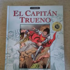 Cómics: EL CAPITÁN TRUENO. 50 ANIVERSARIO. TOMO 7. EDICIONES B. Lote 98931247