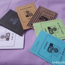 Cómics: 6 CUADERNOS DE VIÑETAS DE HUMOR DE ORCÓN. Lote 99108851