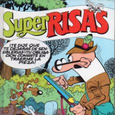 Cómics: TOMOS SUPER RISAS DE EDICIONES B (11 TOMOS). Lote 99133395