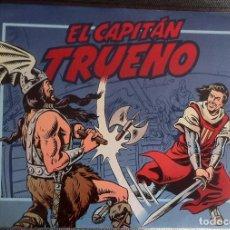 Cómics: CAPITÁN TRUENO - TOMO 1 Nº 1 A 48. EDICIONES B 1994 ED. FACSIMIL DE LOS CUADERNOS ORIGINALES.. Lote 99236195
