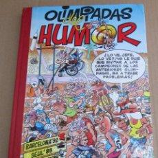 Cómics: OLIMPIADAS DEL HUMOR, MORTADELO Y FILEMON. F. IBAÑEZ, 3ª EDICIÓN 1998.. Lote 99455399