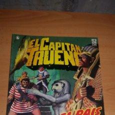 Cómics: EL CAPITAN TRUENO EL PAIS DE LOS FARAONES. EDICION HISTORICA 1987. Lote 99468160