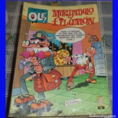 Cómics: MORTADELO Y FILEMON ED. B COL. OLE 71-M.78 1ª REIMPRESION 1990 . Lote 100300175