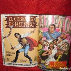 Cómics: JABATO - TOMO EDICION HISTORICA DE 1987 CON 15 TEBEOS DEL Nº 77 AL 91. Lote 100345407
