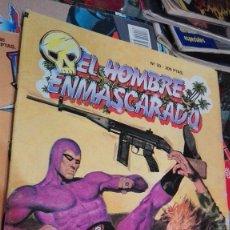 Cómics: EL HOMBRE ENMASCARADO Nº 20. Lote 100388219