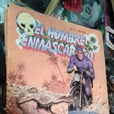 Cómics: EL HOMBRE ENMASCARADO Nº 18. Lote 100388263