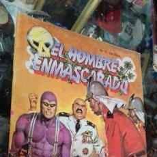 Cómics: EL HOMBRE ENMASCARADO Nº 17. Lote 100388347