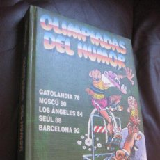 Cómics: OLIMPIADAS DEL HUMOR ALBUM ( EDICIONES B ) ORIGINAL 1992 . Lote 101132551