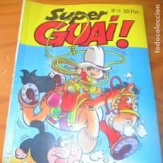 Cómics: SUPER GUAI! Nº 14. Lote 101426743
