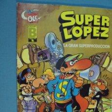 Cómics: SUPER LOPEZ, 1987, NUEVO. Lote 101612059