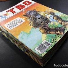 Cómics: LOTE 15 TBO REVISTA MENSUAL EDICIONES B, VER DESCRIPCION E IMAGENES. Lote 101745015