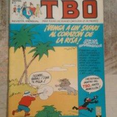 Cómics: TBO - Nº 3 - ABRIL 1988. Lote 101763327