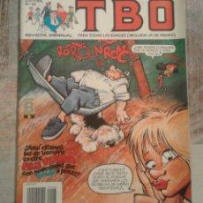 Cómics: TBO - Nº 43 - AGOSTO 1991. Lote 101763591